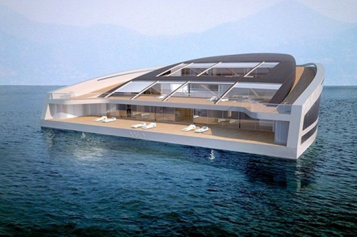 Amazing Luxury Yacht